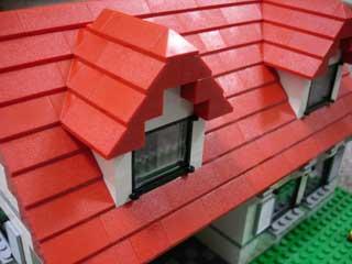 屋根の部分の拡大