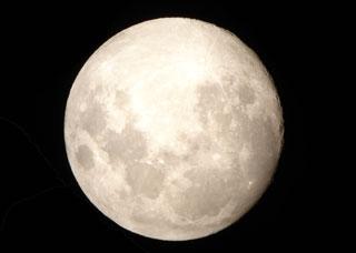 ▲月面全景。