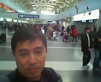 北京空港から