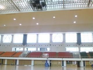 静岡市立中央体育館