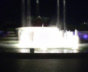 青葉公園の噴水